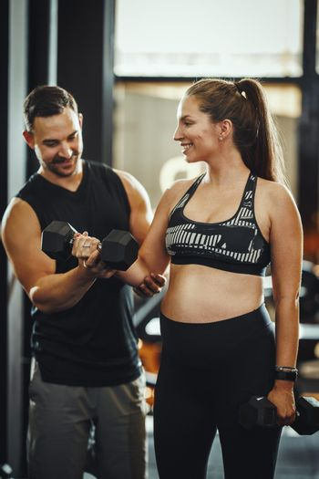 Bodybuilding And Baby Bumps