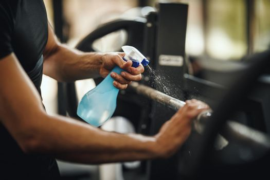 Staying Safe at the Gym During Coronavirus Outbreak