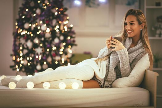 Cozy Christmas Time