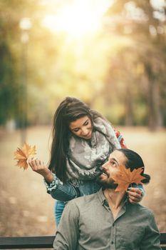 Enjoy In Autumn!