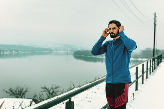 A Break After Jogging