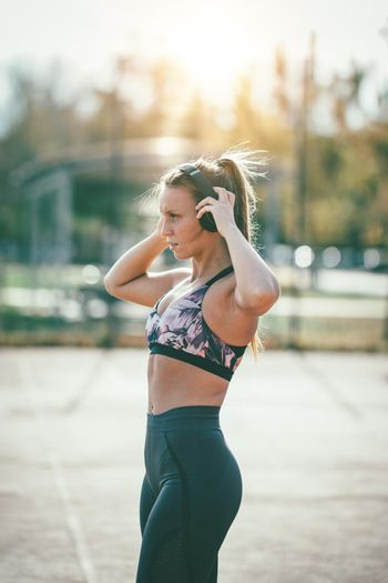 Workout Is Better With Music