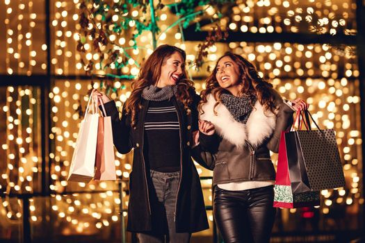 Shopping Is Better With Her
