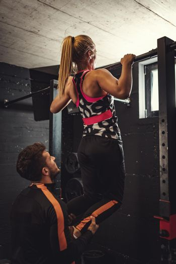 You Want Results, Then Train Like Her