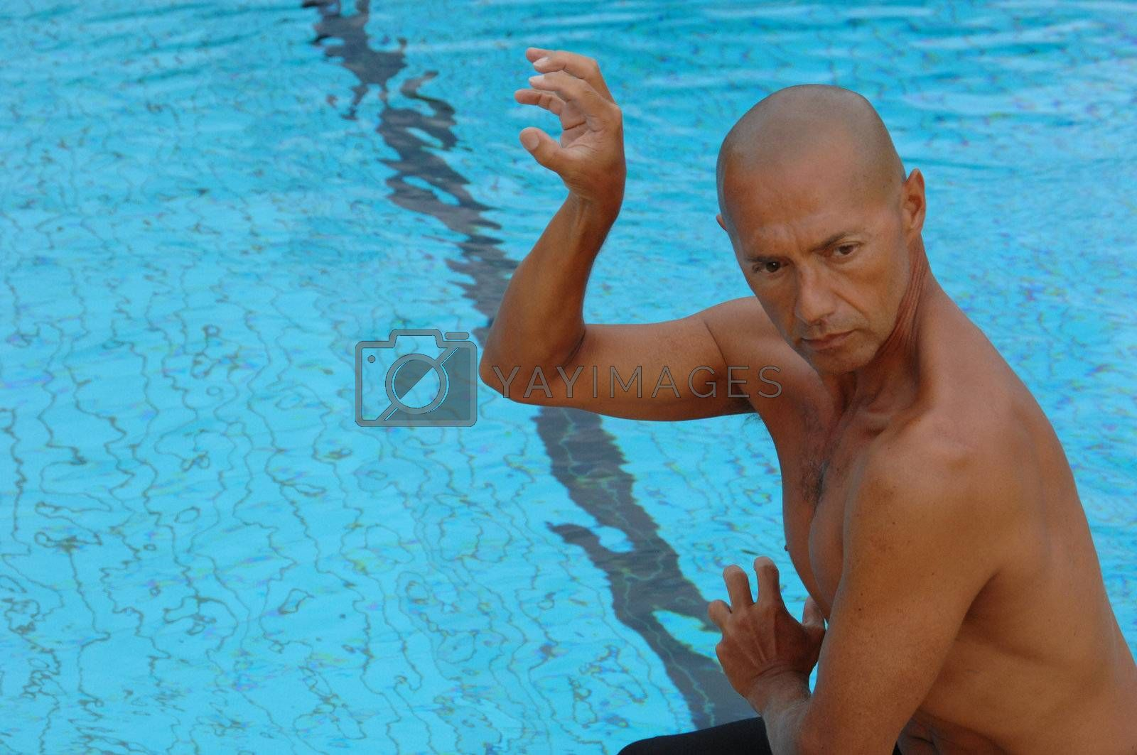 Martial art by swimnews