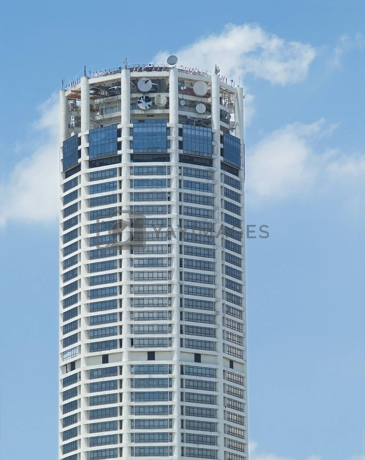 High-rise office building by epixx