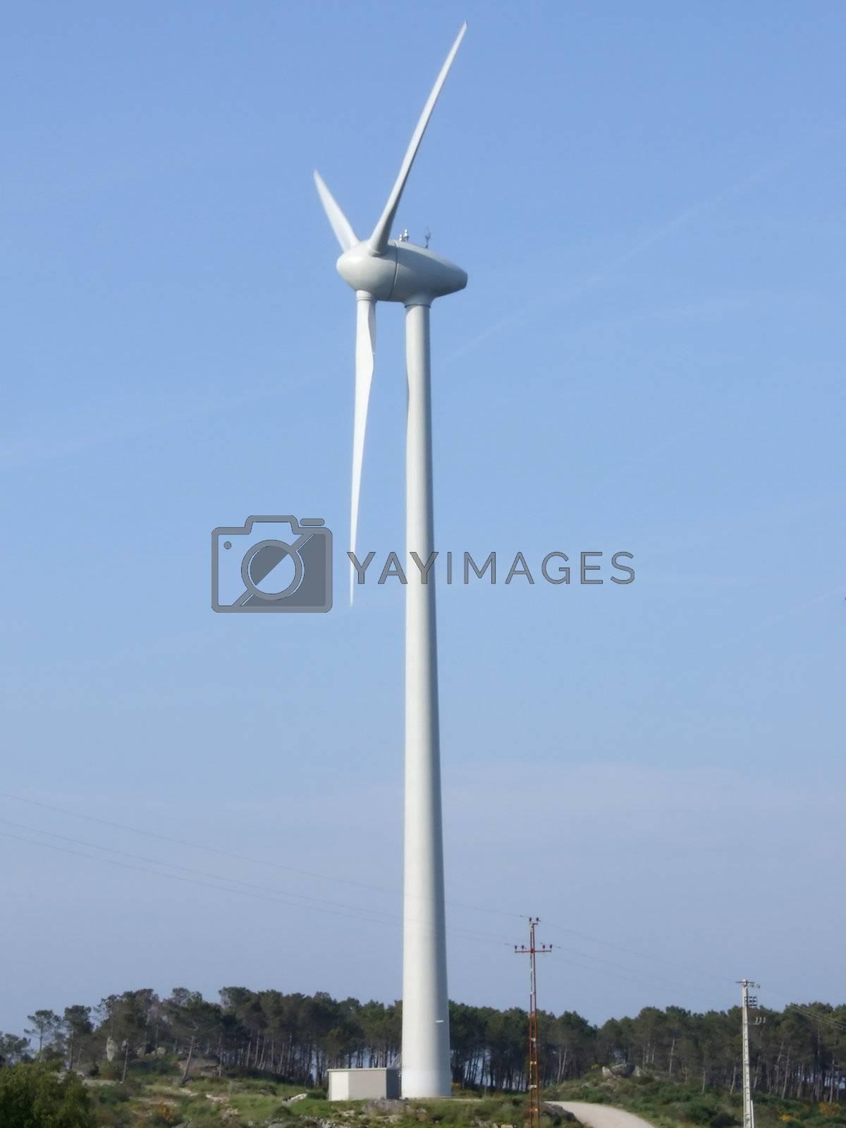 Wind power by PauloResende