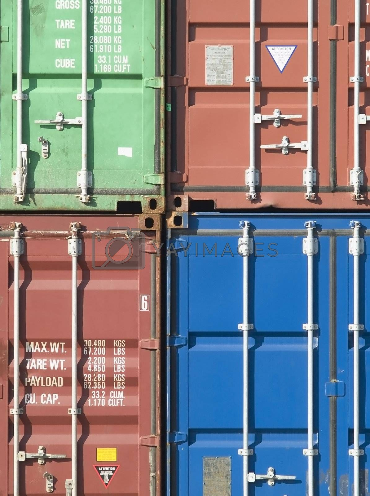 Freight containers by epixx