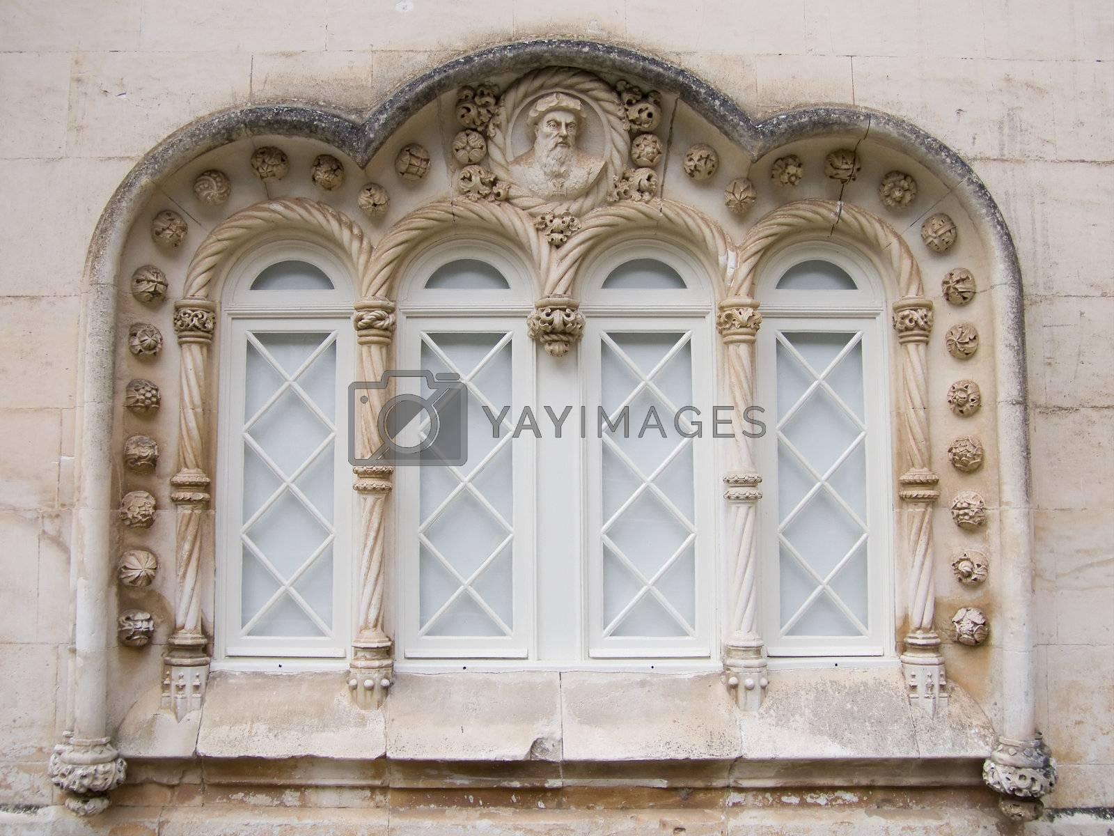 Gothic window by PauloResende