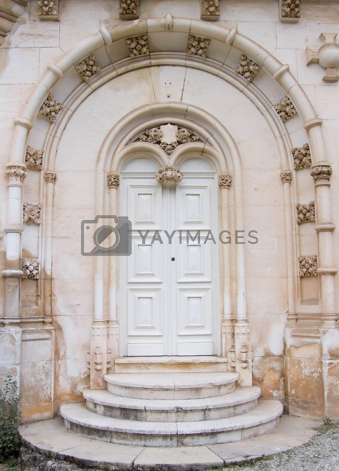 Gothic Door by PauloResende