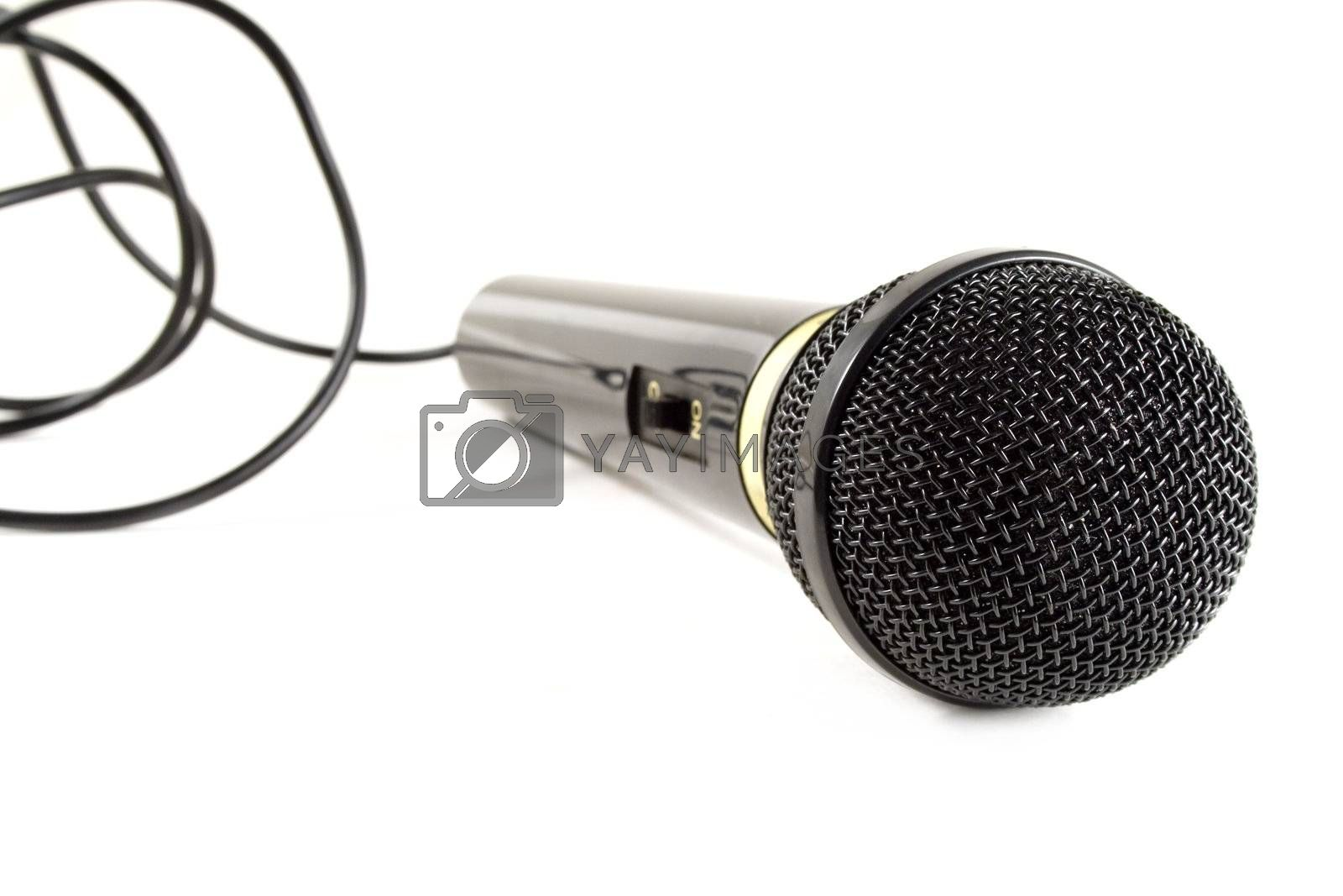 Microphone by PauloResende