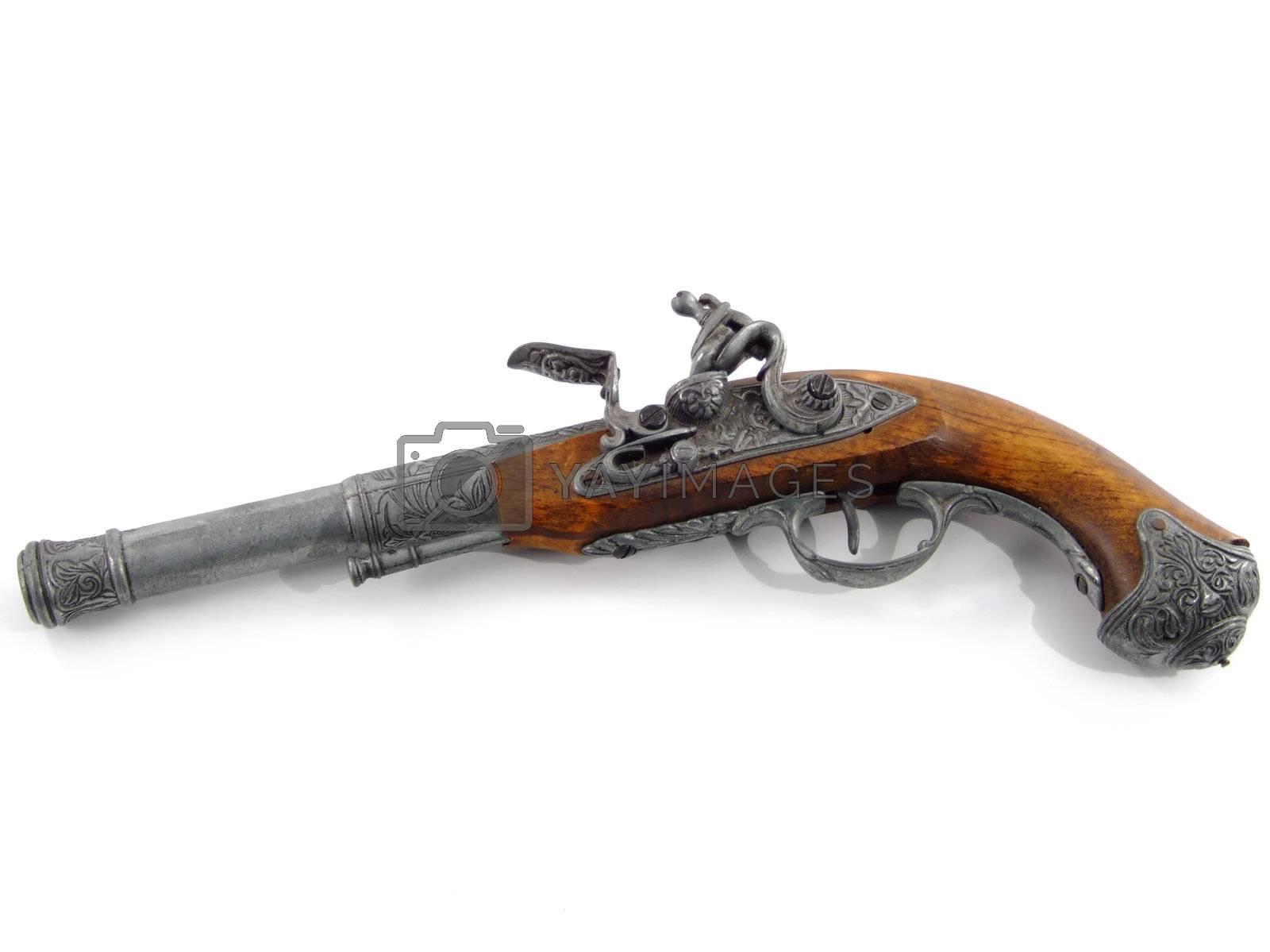 Old gun by PauloResende