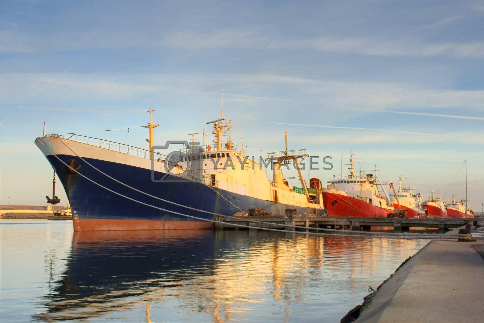 Big ship by PauloResende
