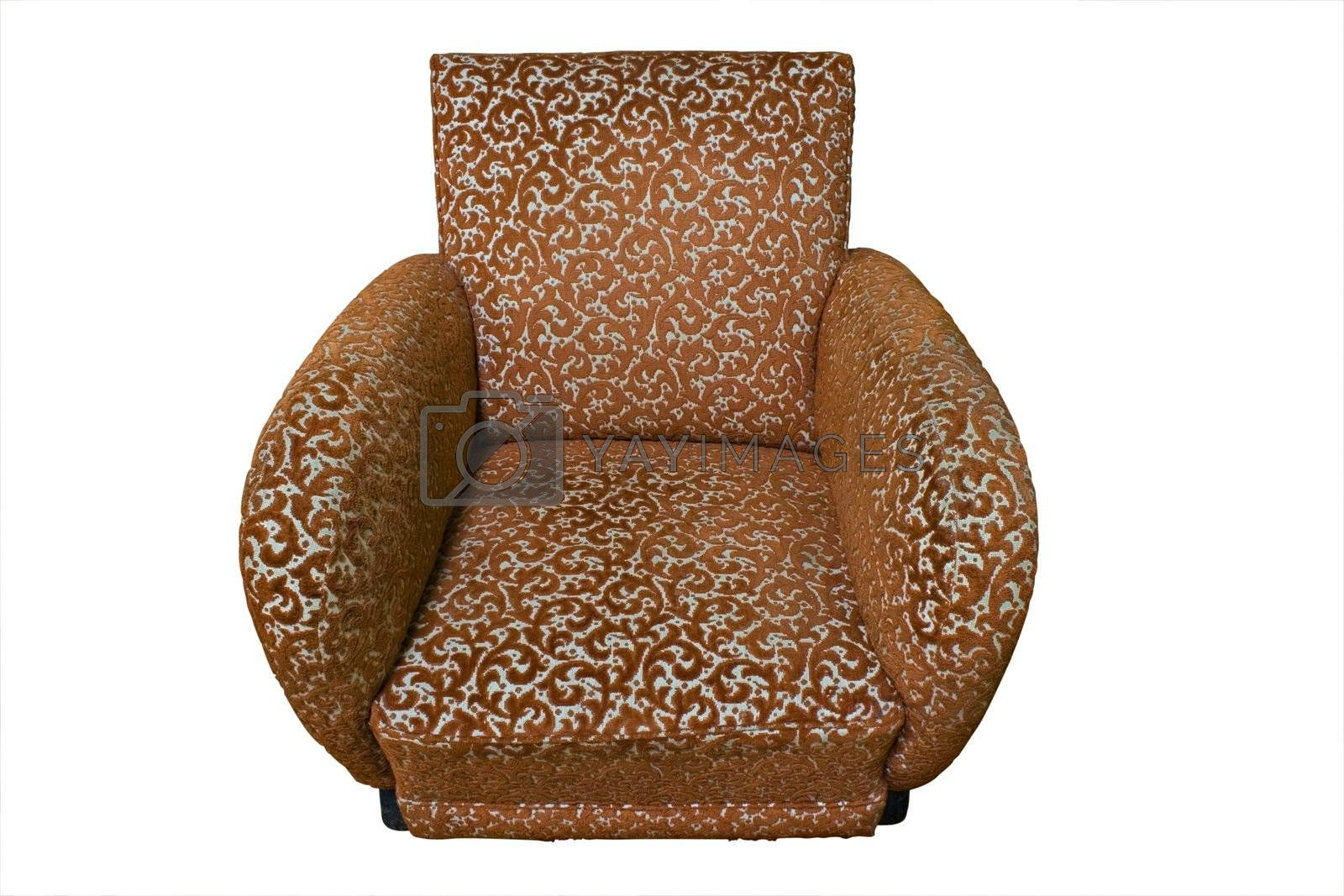 Retro sofa by PauloResende