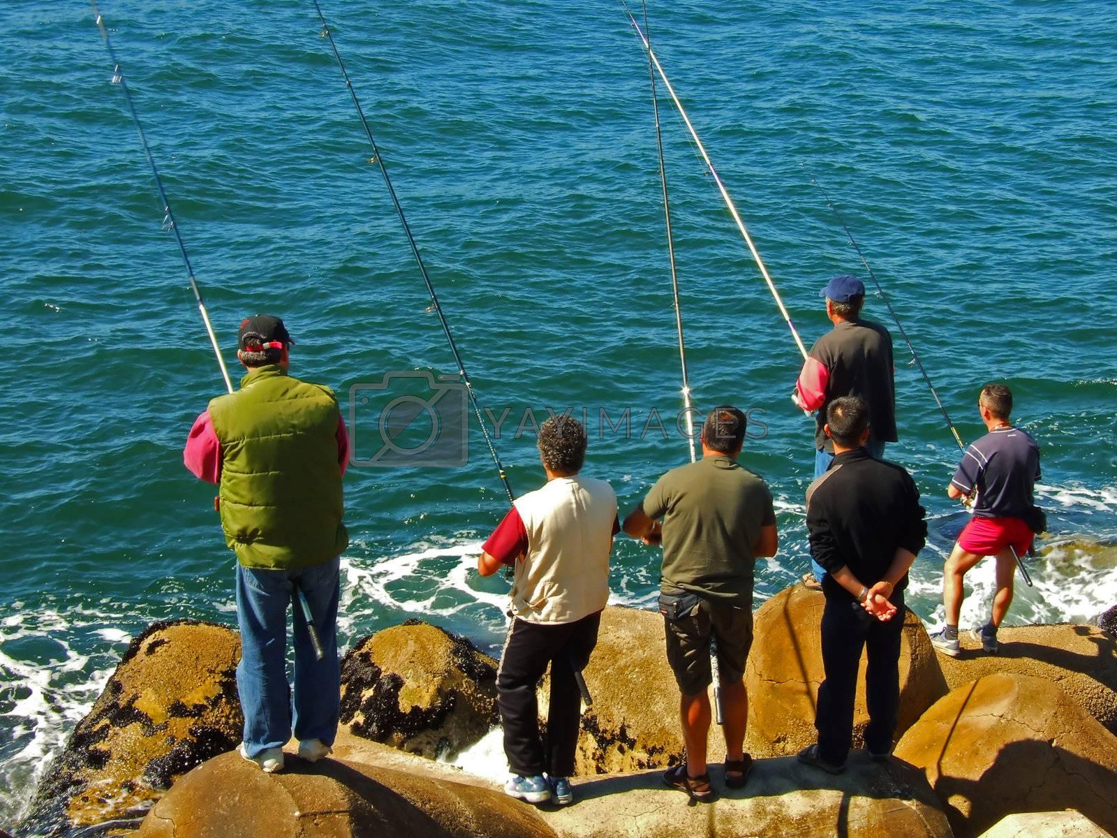 Fishermans  by PauloResende