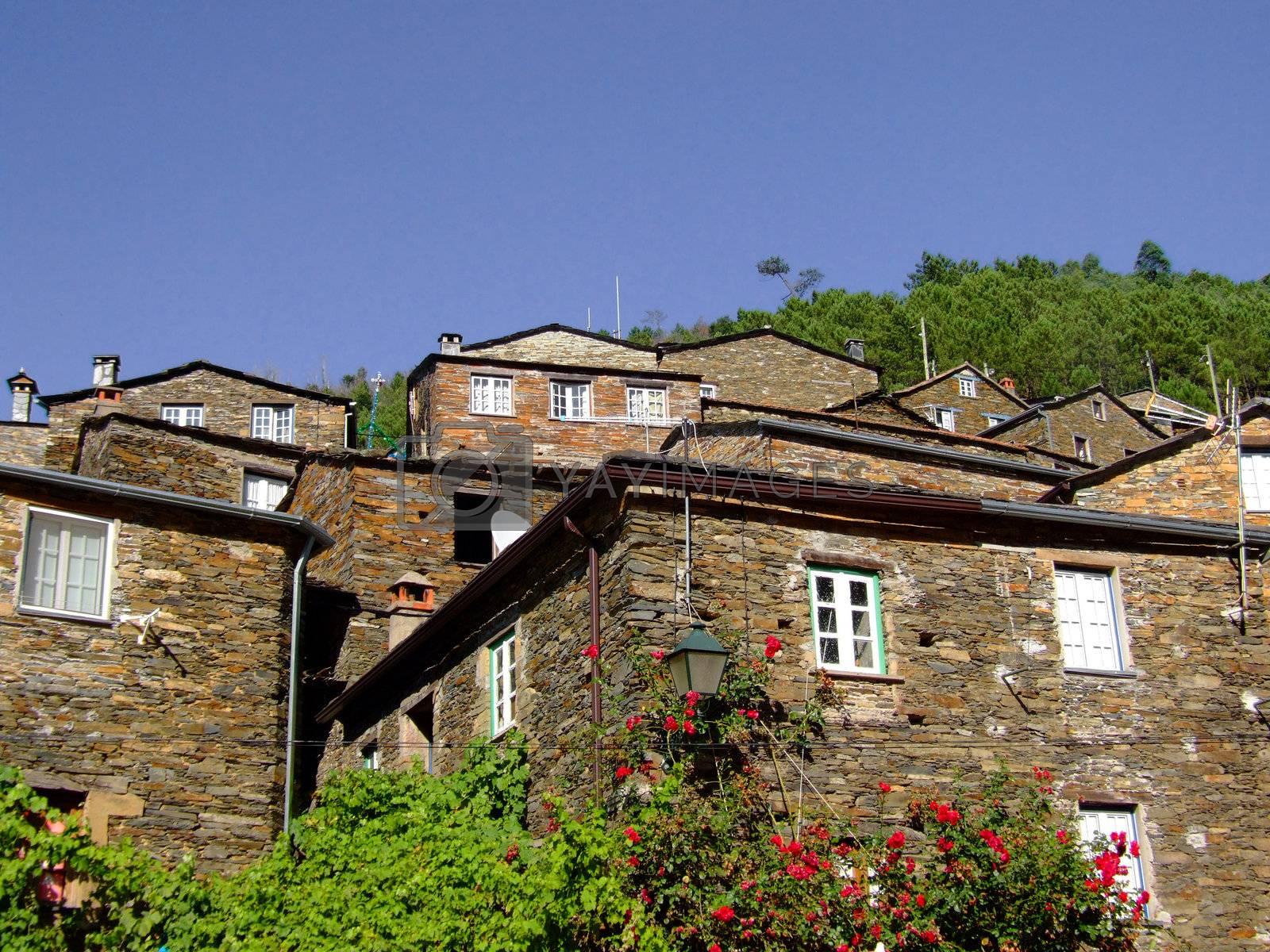 Village of Piodão by PauloResende