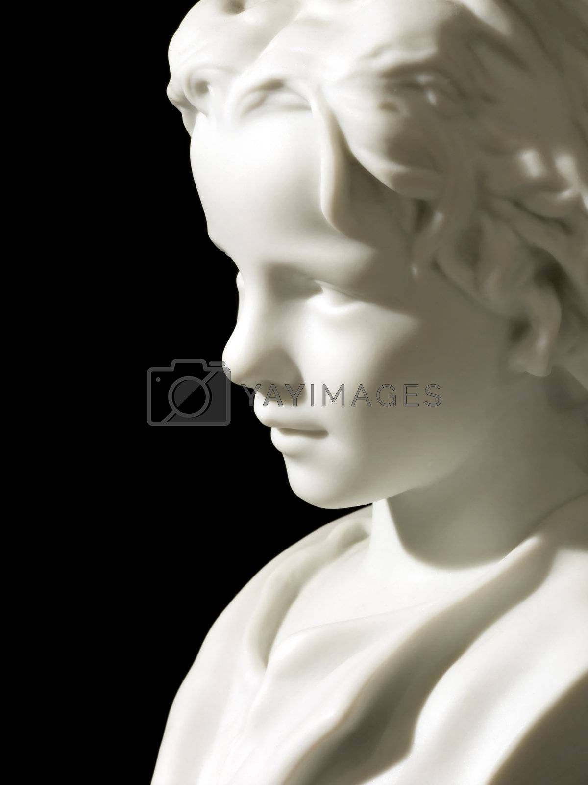 Boy head by PauloResende