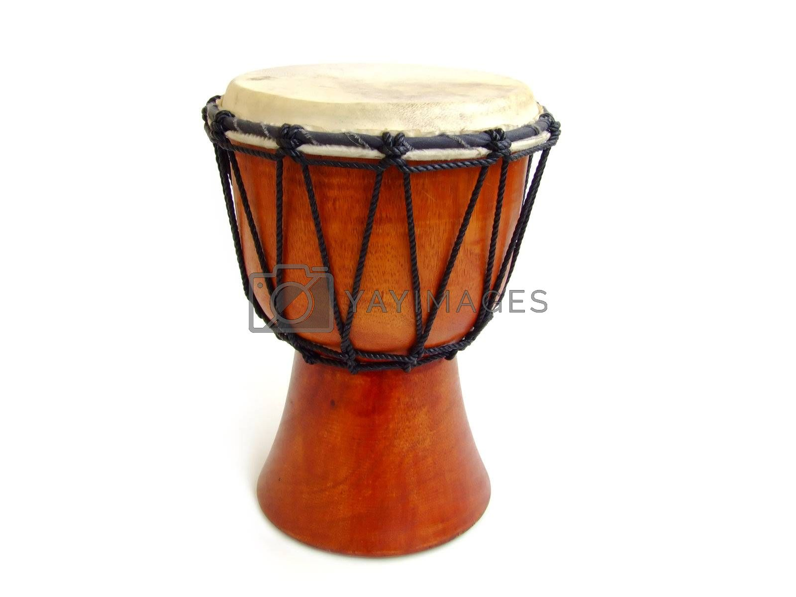 African Drum by PauloResende
