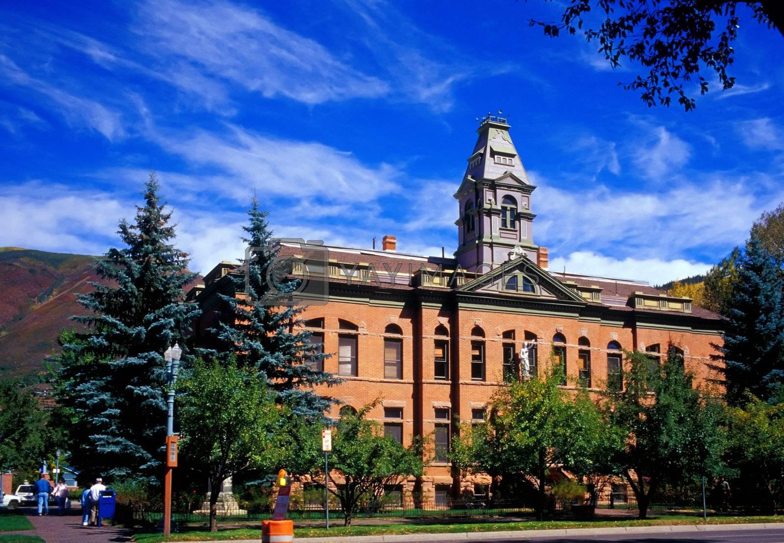 Government building, Aspen, Colorado