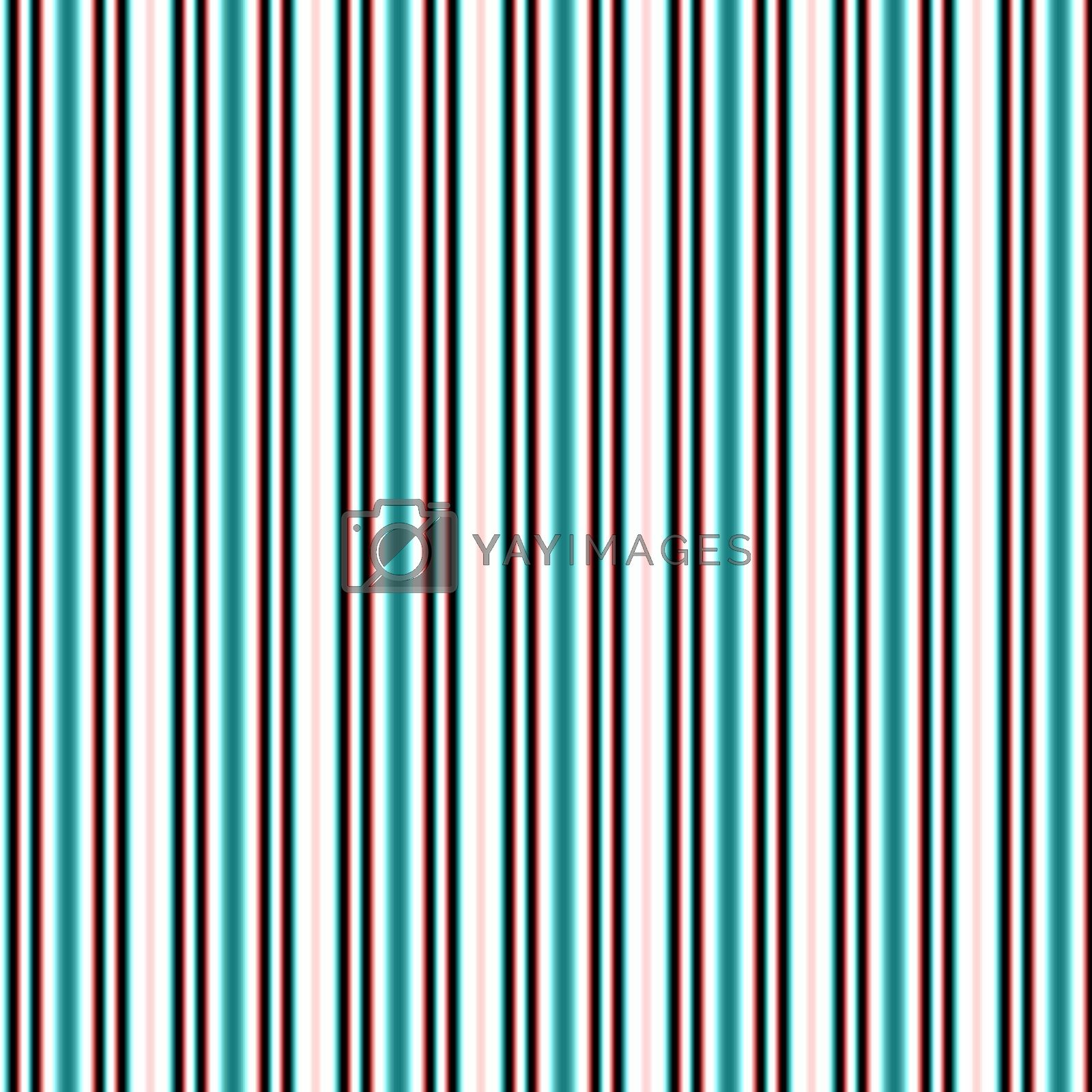 seamless tiling background with black and blue lines on white