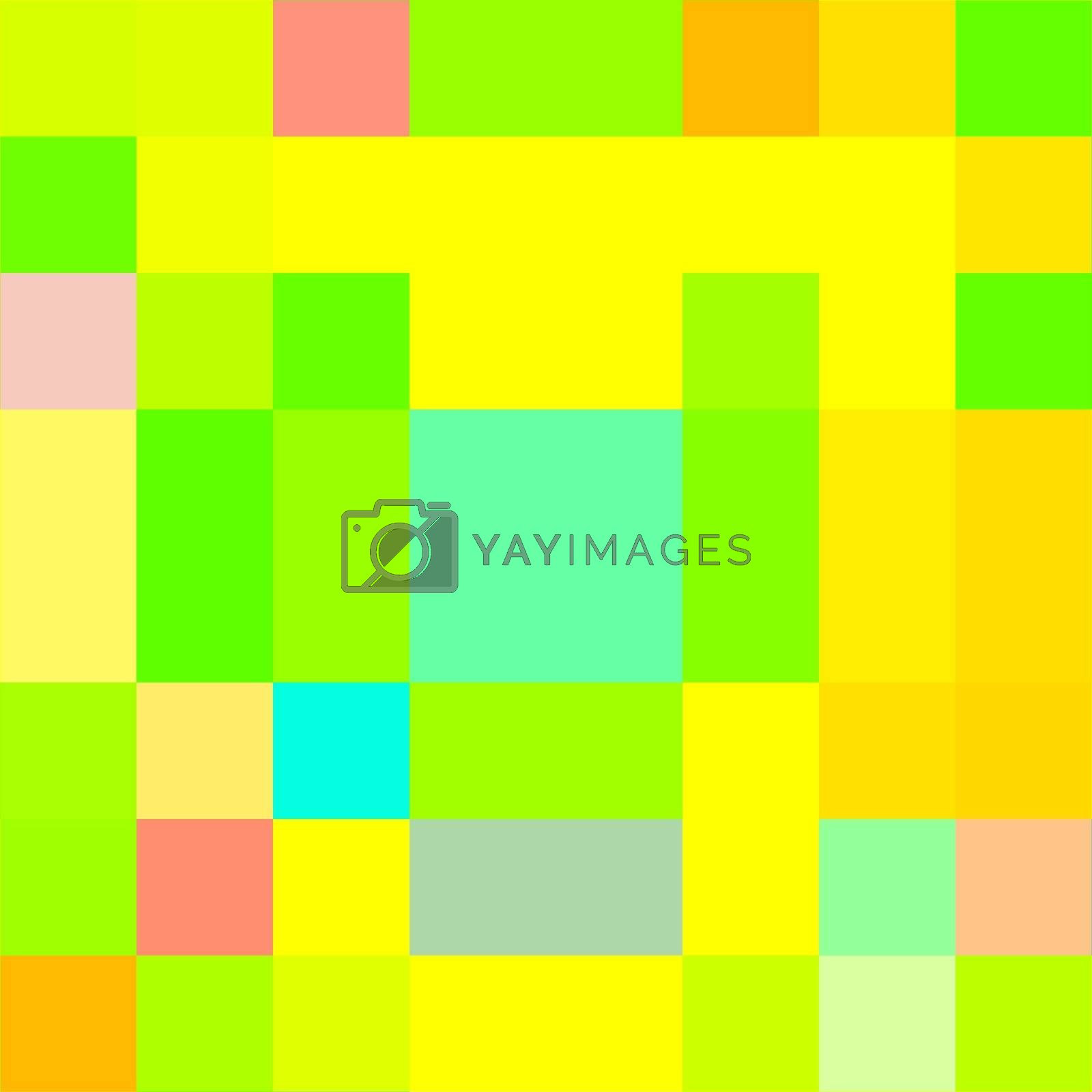 colorful abstract background by brigg