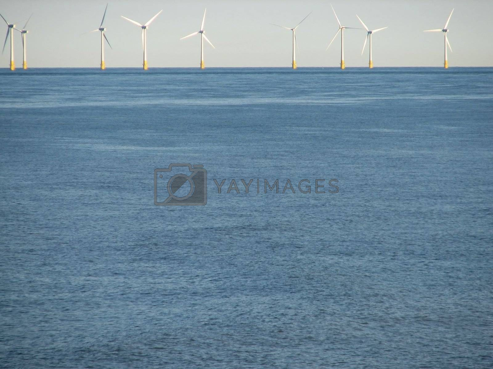 offshore windpark by brigg