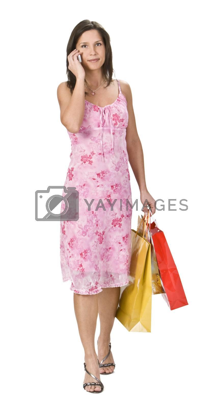 Shopping communication by RazvanPhotography