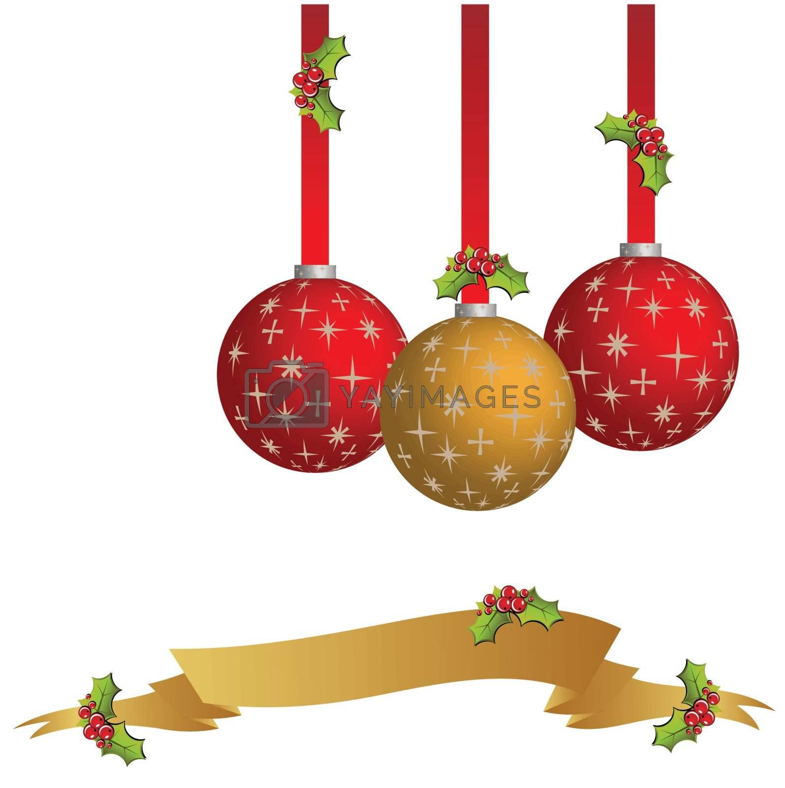Christmas Ornaments by ajn