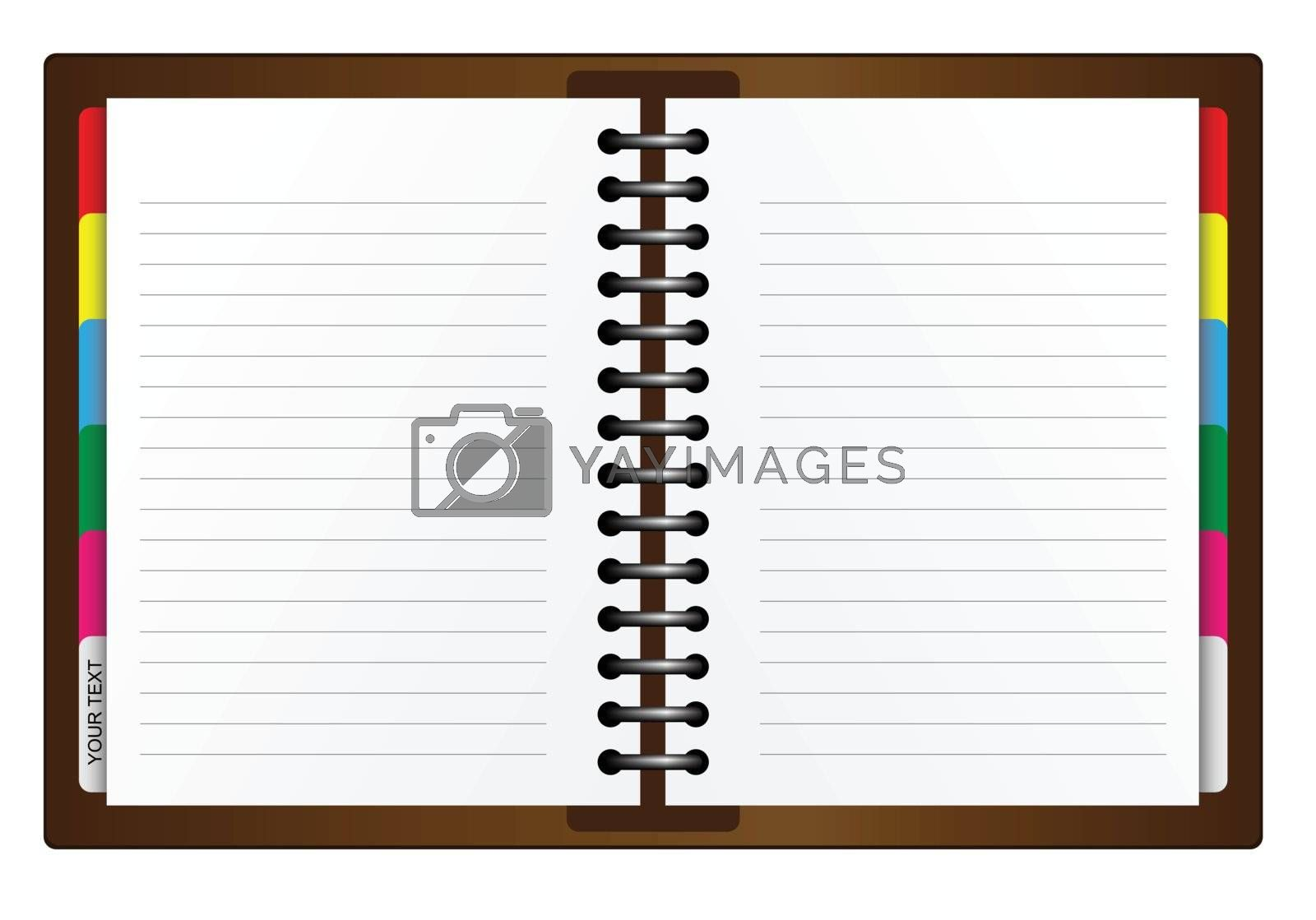 Royalty free image of Organizer by ajn