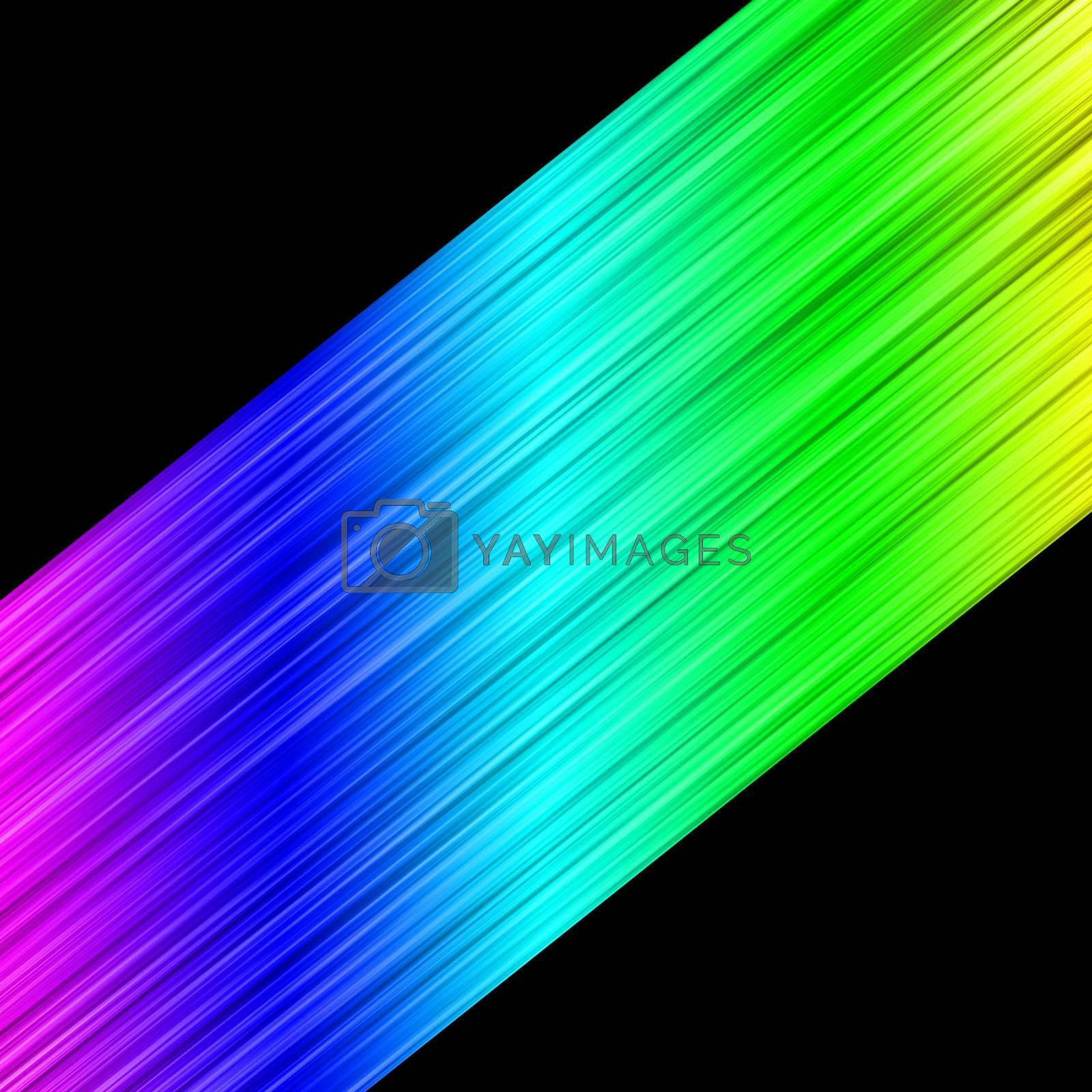 A simple abstract color based line pattern background.