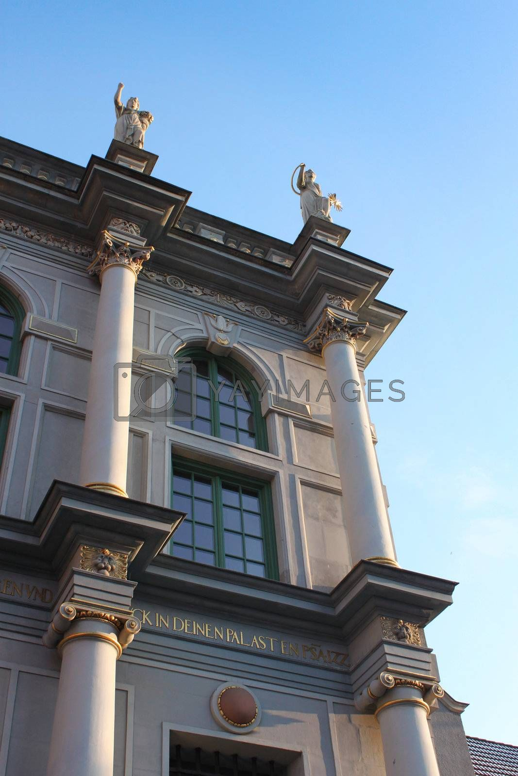 Architecture details  by cobalt