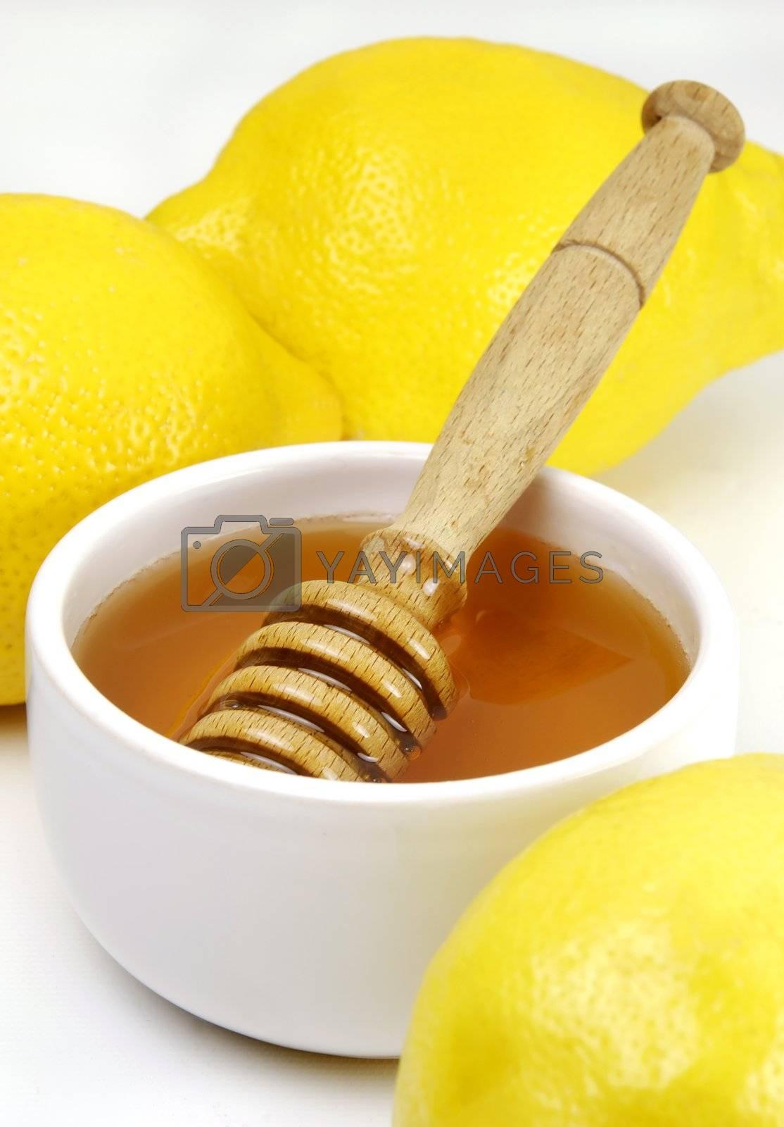 Honey and Lemons by massman