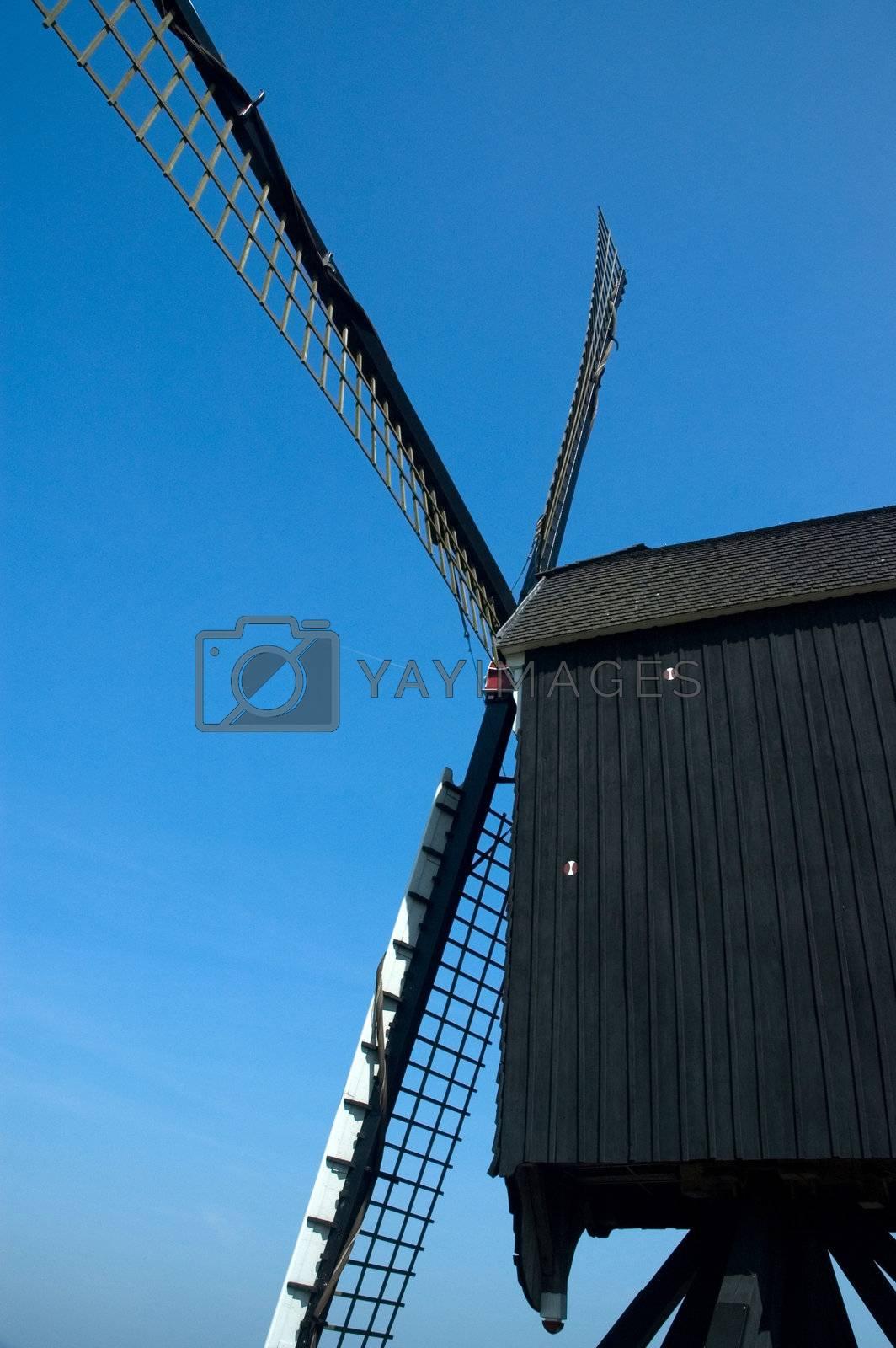 Windmill by jivz