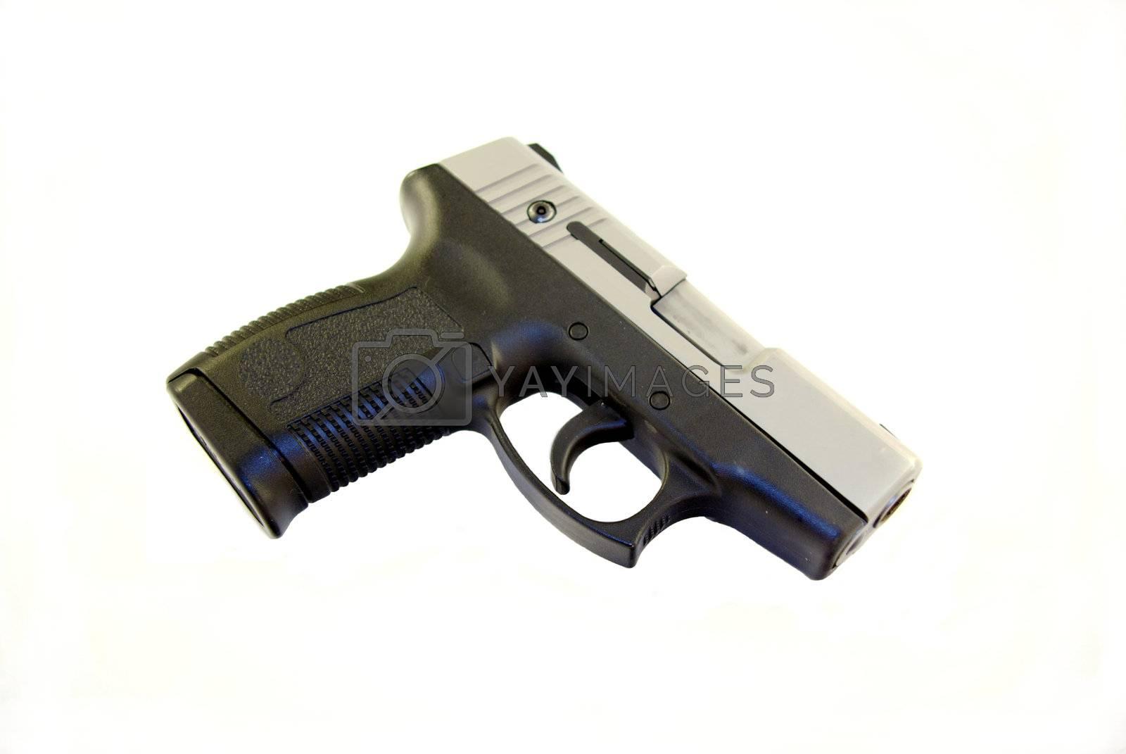 Semi Auto Pistol by bendicks