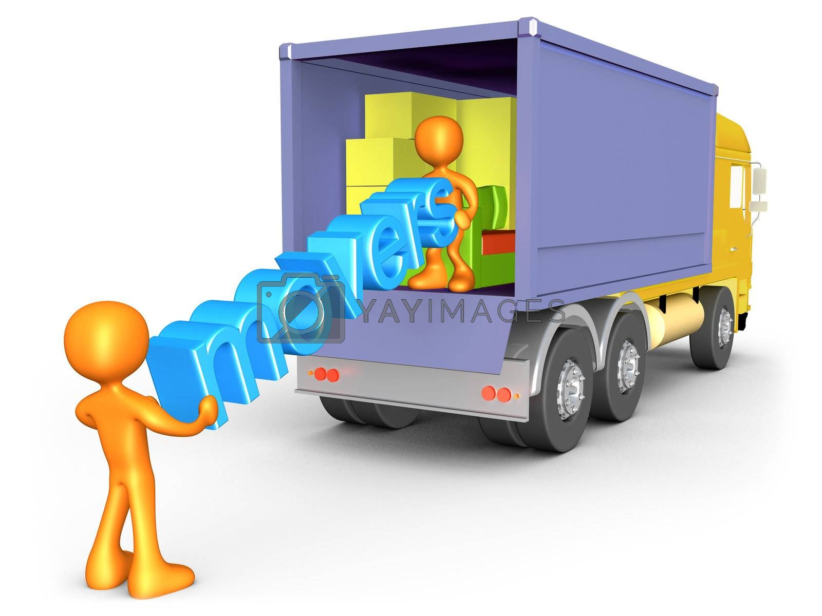 Movers by 3pod
