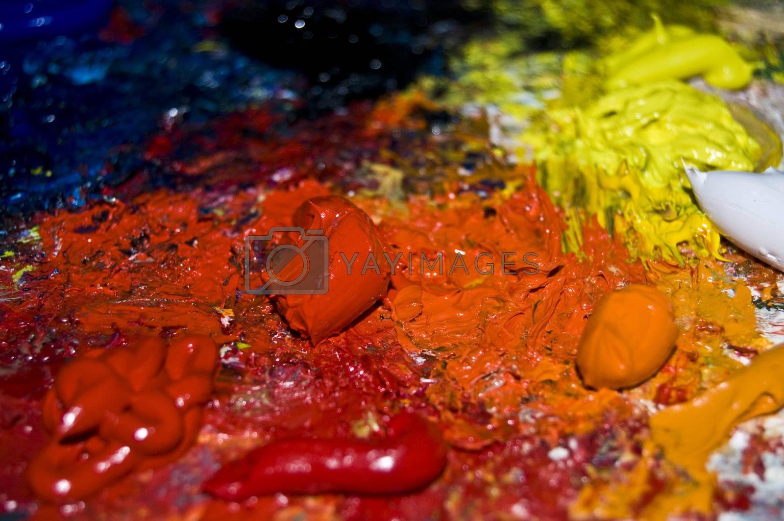 Color palette by Jule_Berlin