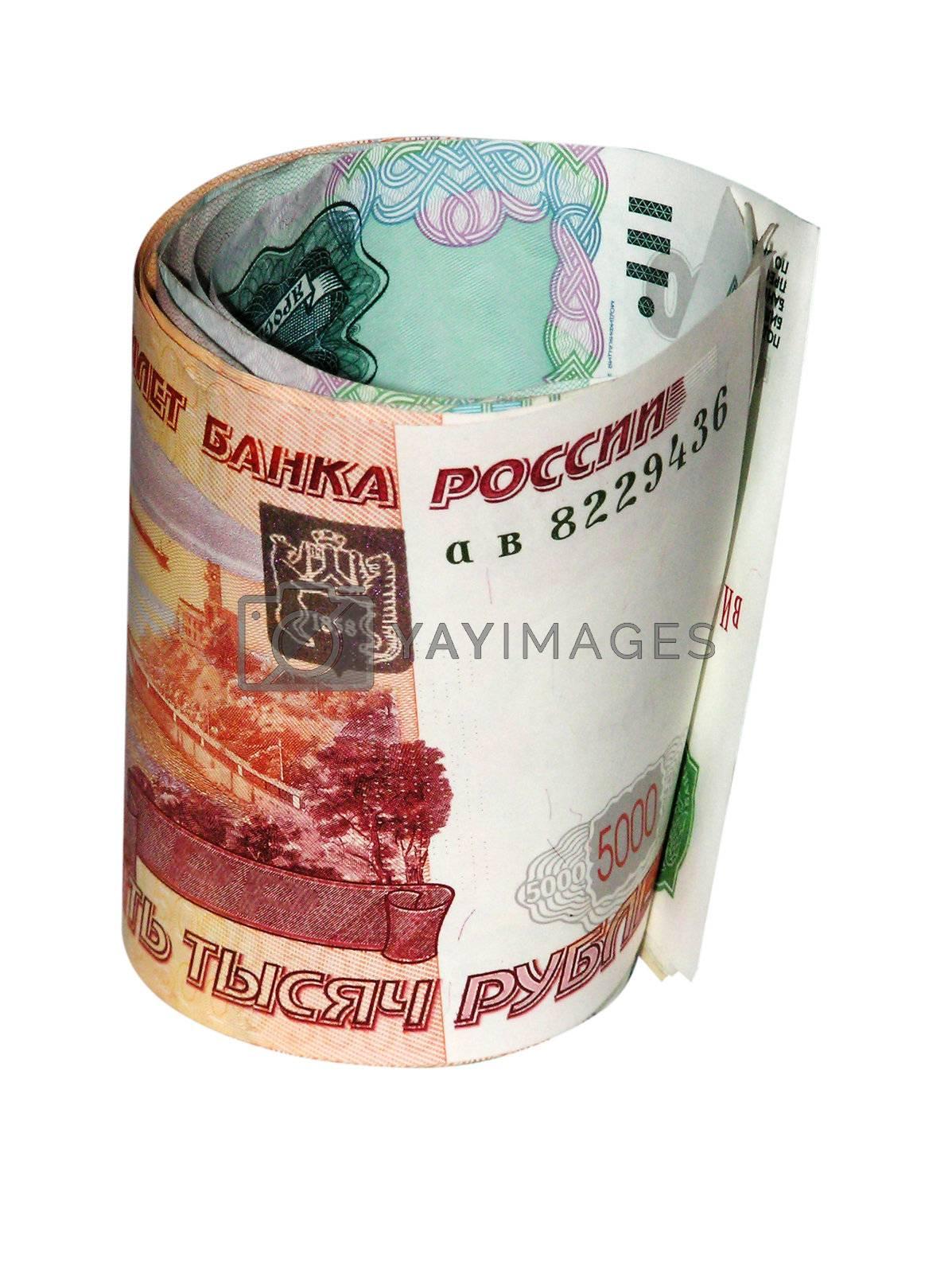 Russian  big money by Auddmin