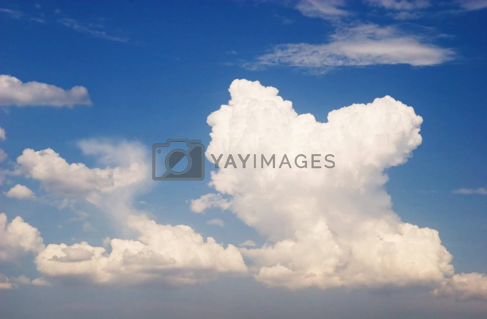 Storm Clouds Formation