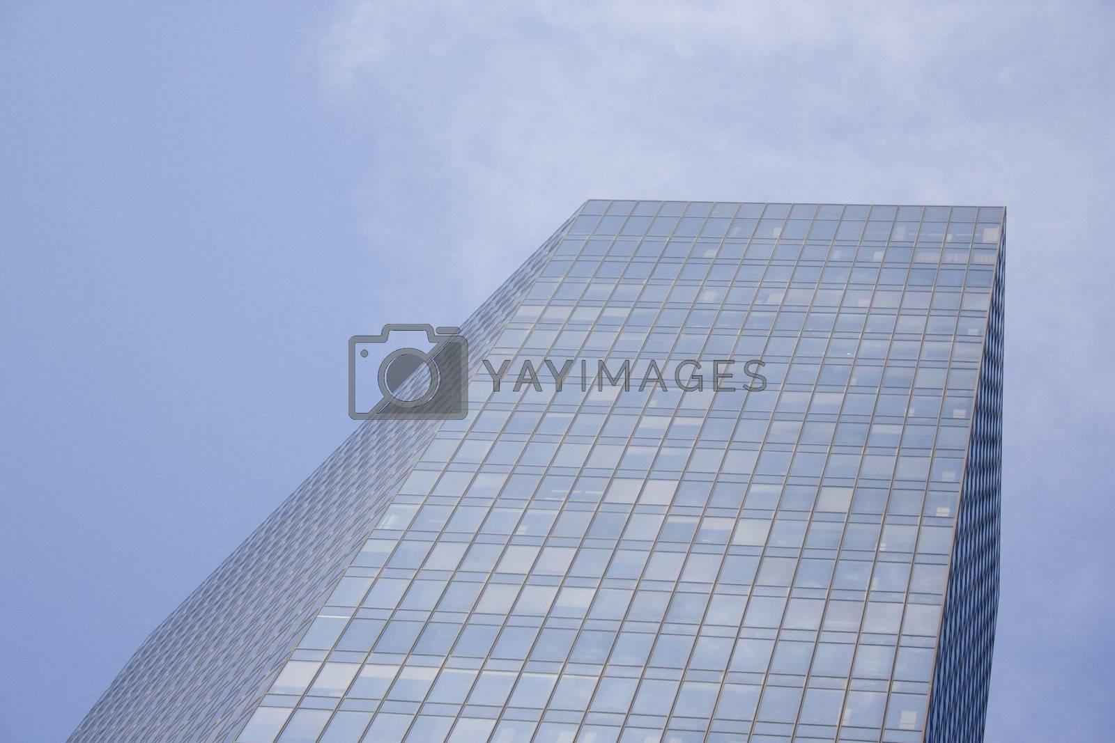 Angled Skyscraper by jclardy