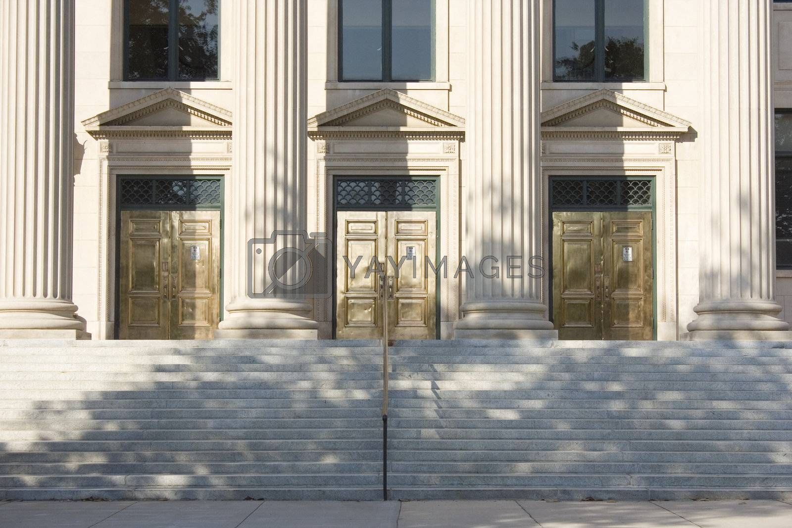 Courthouse by jclardy