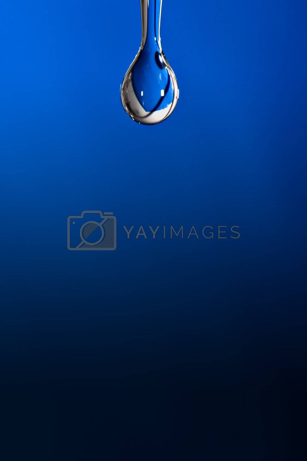 Royalty free image of Drop by ajn