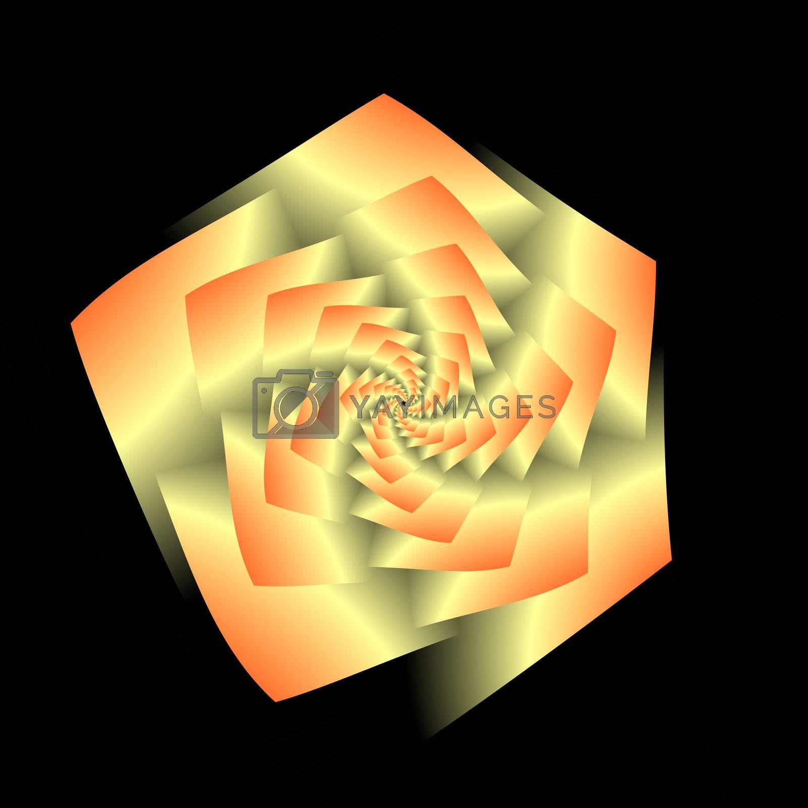 Paper Spiral by patballard