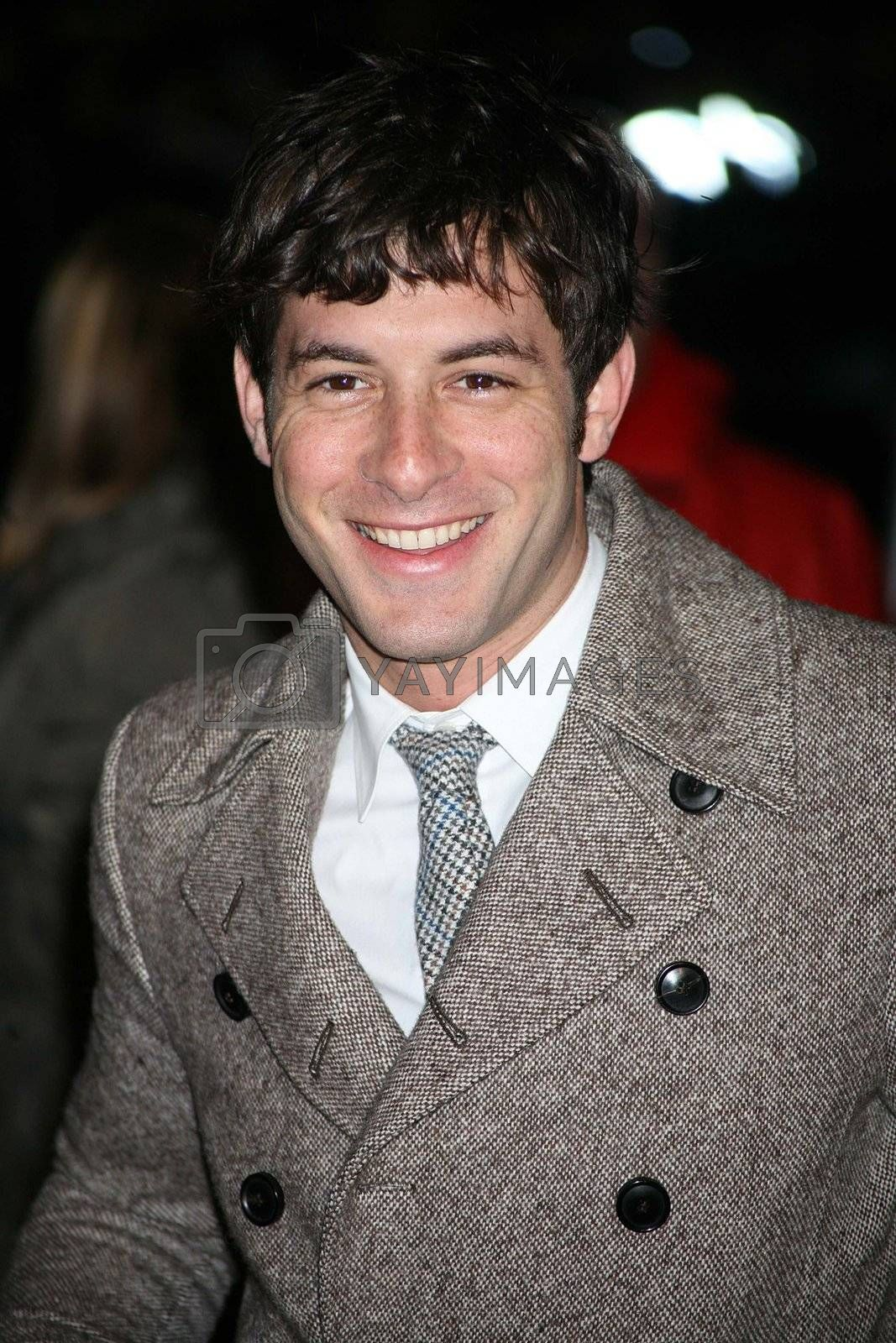 Arrivals at the European Premiere of 'Sweeney Todd' at the Odeon Leicester Square on January 10, 2008 in London, England.