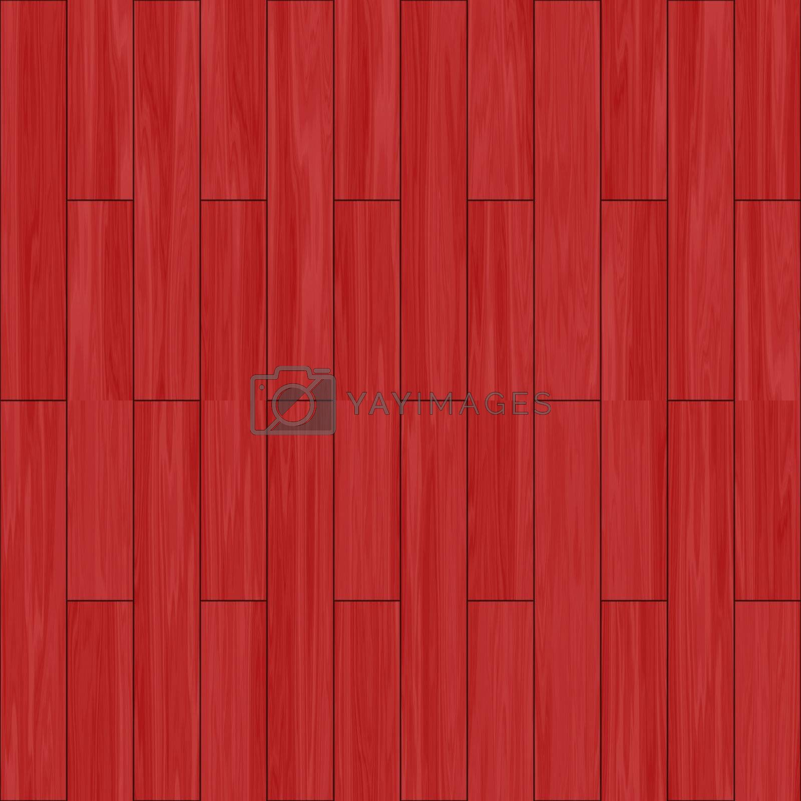 Wooden parquet natural finish seamless tiling texture background