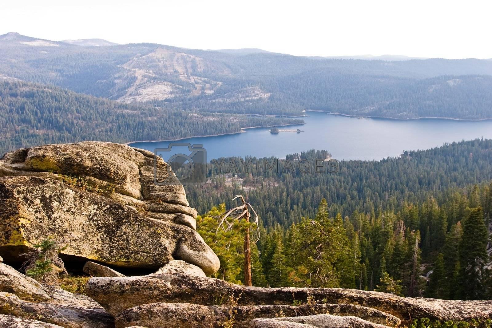 Kaiser Peak by melastmohican