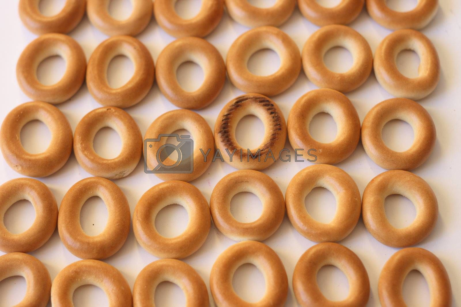 bagels by sagasan
