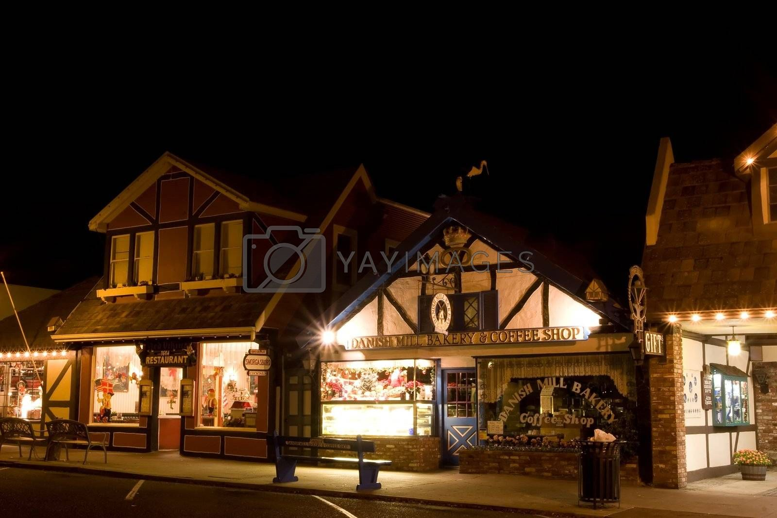 Solvang is a city in Santa Barbara County, California, United States. The city of Solvang is one of the communities that make up the Santa Ynez Valley.