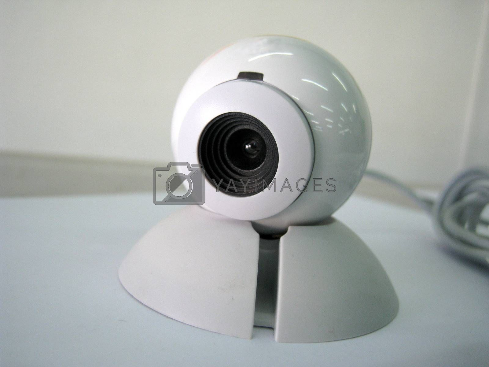 a product view for web cam