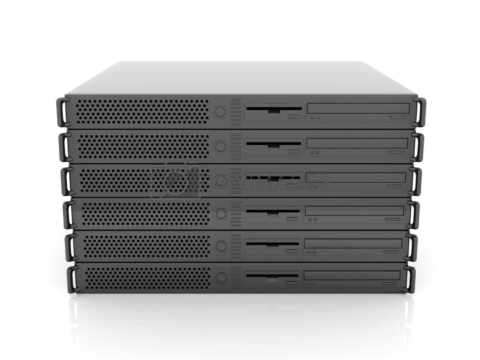 19inch Server Stack 19inch Server Stack by Spectral