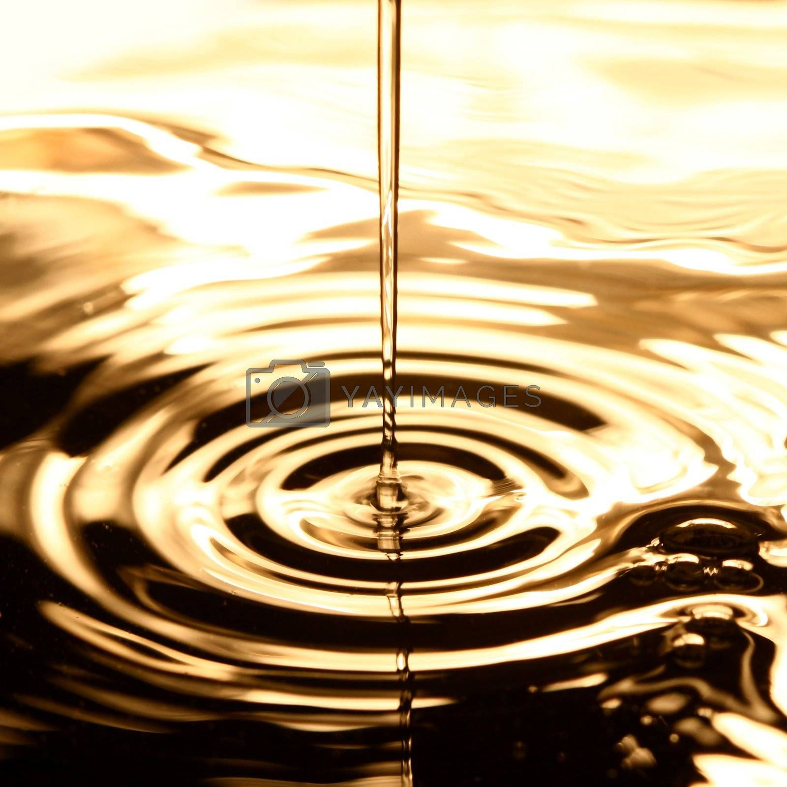 clean motion water concept abstract background